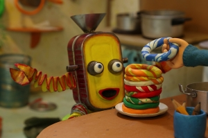 Filmplakat: Freddy's Crazy Kitchen