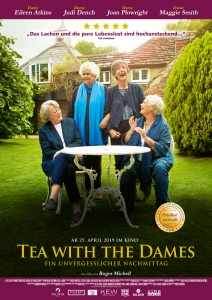 Filmplakat: Tea with the Dames - Ein unvergesslicher Nachmittag