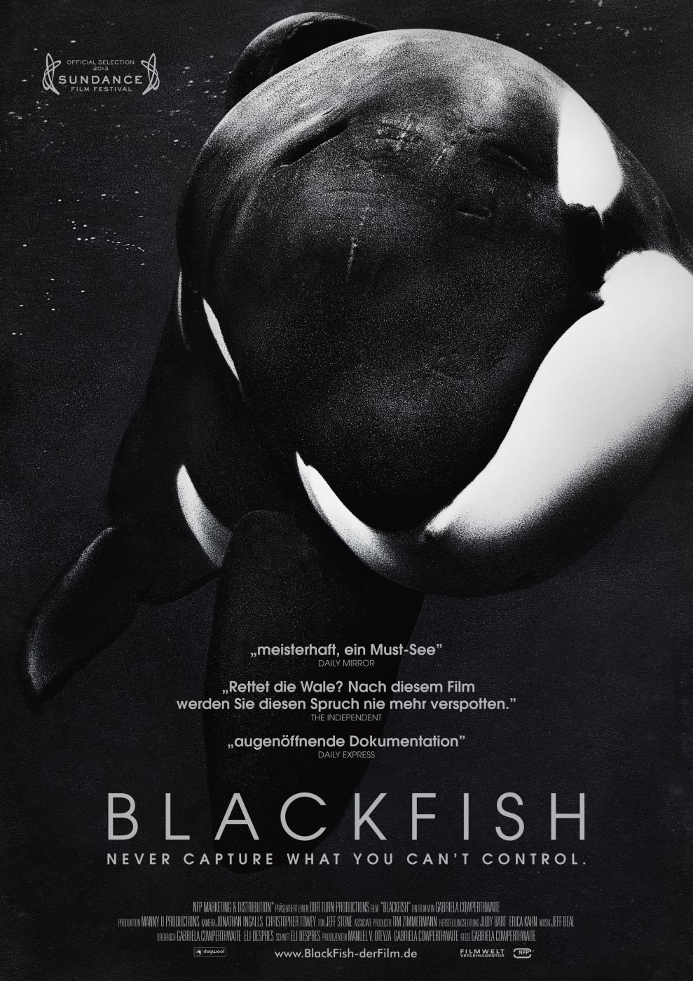 Blackfish Deutsch